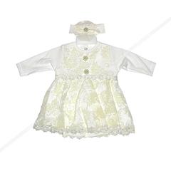 Платье с повязкой ZP-15-MY-027