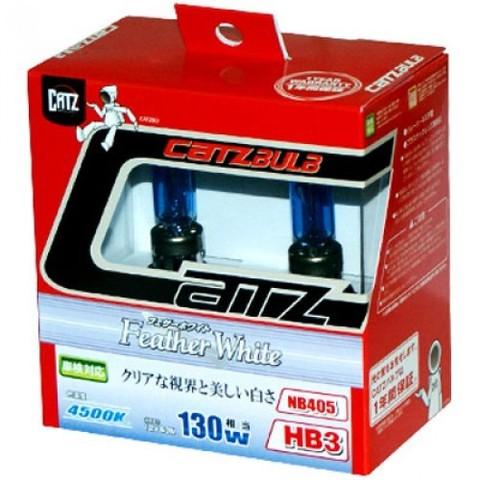 Газонаполненные лампы CATZ HB3 NB405 (4500К)