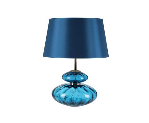 Элитная лампа настольная Majestic Blue Bubble от Crisbase