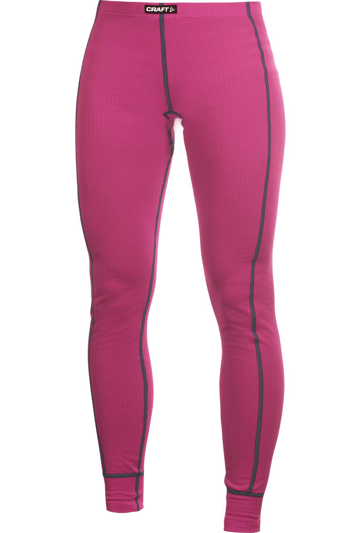 Термобелье Рейтузы Craft Active женские pink