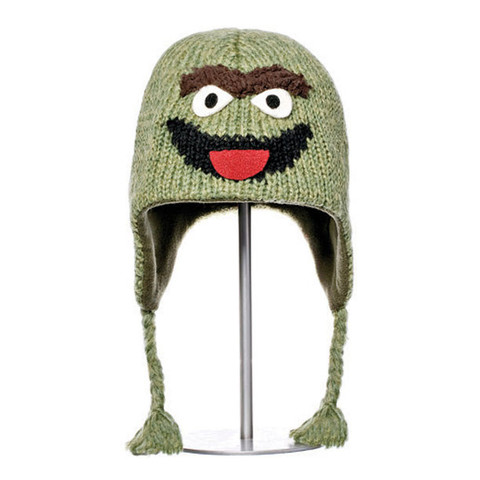 шапка с ушами Knitwits Oscar