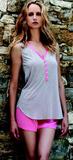 Женская пижама с шортами Verdiani