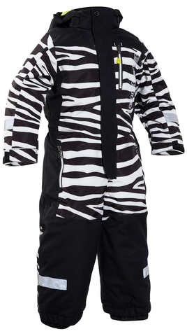 Комбинезон 8848 Altitude Devon Min Suit Zebra Black детский