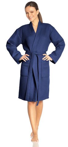Элитный халат вафельный Rom winternight от Vossen