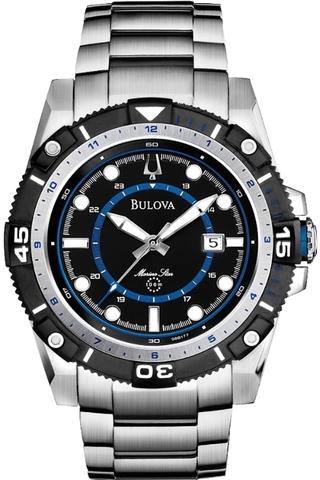 Купить Наручные часы Bulova Marine Star 98B177 по доступной цене