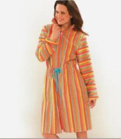 Элитный халат велюровый 6058 от Cawo