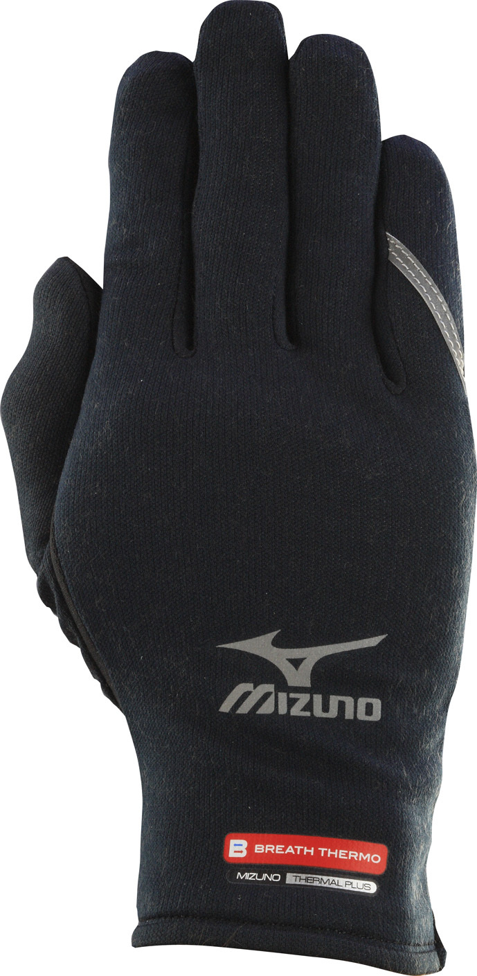 Перчатки для бега Mizuno Running Breath Thermo Glove (67XBK265 09)