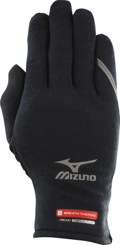 Перчатки Mizuno Running Breath Thermo Glove