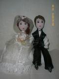 Авторская кукла жених