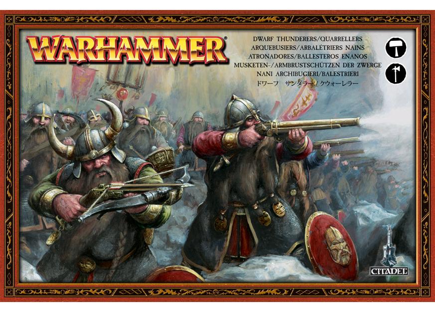 Thunderers/Quarrellers