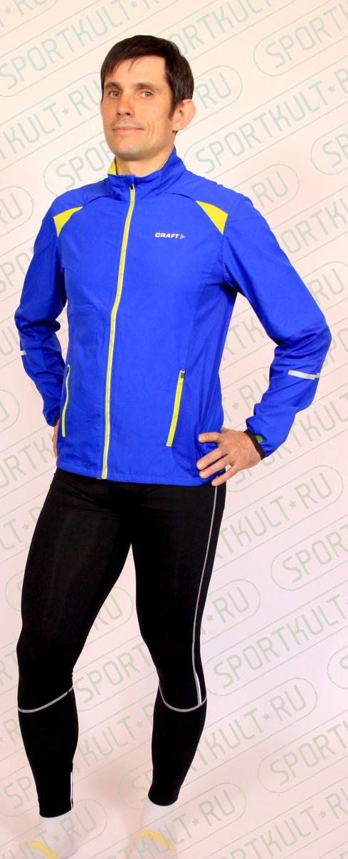 Мужская куртка крафт Performance (1901330-2345) синяя