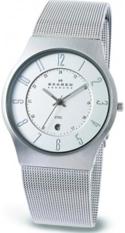 Купить Наручные часы Skagen 233XLSS по доступной цене