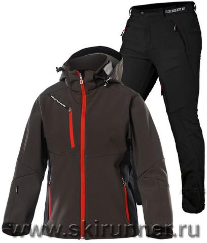 Лыжный костюм детский 8848 Altitude Apex Mud Noname Grassi