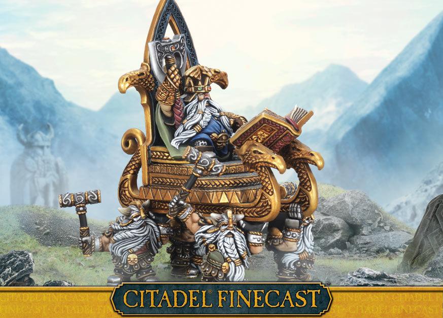 High King Thorgrim Grudgebearer