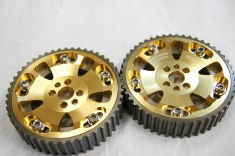 Разрезная шестерня Nissan на двигатель RB20det/25det/26det cam pulley