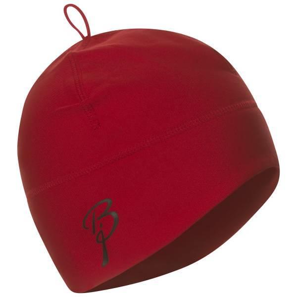 Шапка лыжная Bjorn Daehlie Hat Polyprotector red
