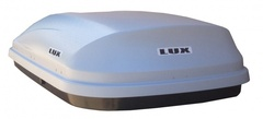 Бокс на крышу LUX 600 440л серый металлик