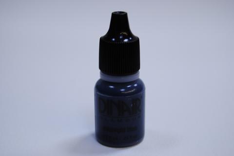 Dinair Minight blue (тени, подводка)