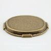 Сеттинг - основа для камеи или кабошона 22х17 мм (оксид латуни)