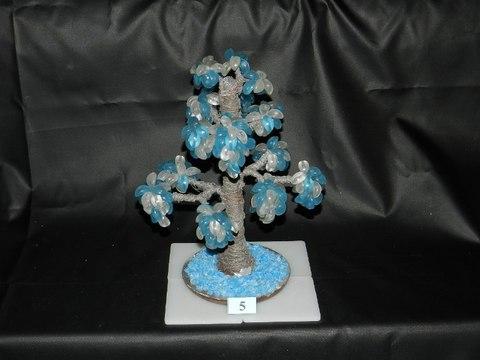 Денежное дерево светящиеся № 5