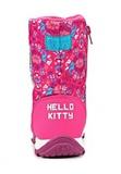Зимние сапоги Хелло Китти (Hello Kitty) на молнии с мембраной для девочек, цвет розовый. Изображение 5 из 8.