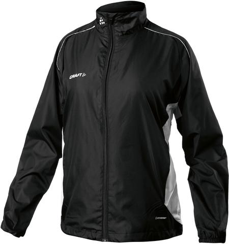Куртка Craft Track and Field Wind 2013 женская чёрная