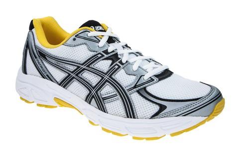 Asics Patriot 6 кроссовки для бега white\yellow