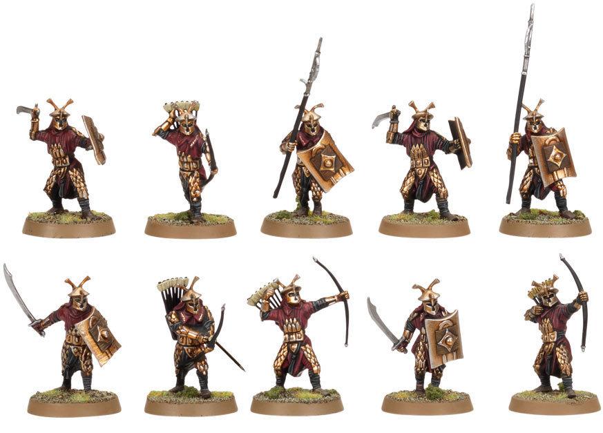 Easterling Warriors