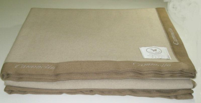 Покрывала Плед-покрывало шерстяное 160х210 CO.BI. Henry бежевое italyanskoe-pokrivalo-henry-ot-CO.BI-1.jpg