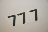 Пленка защитная на номера антиштраф
