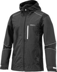 Зимняя мембранная куртка Craft Crossover Black мужская