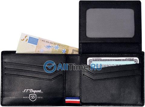 Купить Мужское портмоне S.T.Dupont 170005 по доступной цене