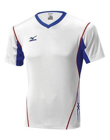 Футболка волейбольная Mizuno Premium Top белая