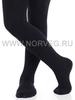 Колготки из шерсти мериноса Norveg Wool Black детские