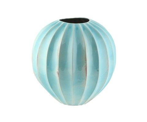 Элитная ваза декоративная напольная Paradise с крышкой от S. Bernardo