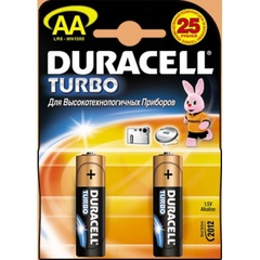 Duracell Turbo AA