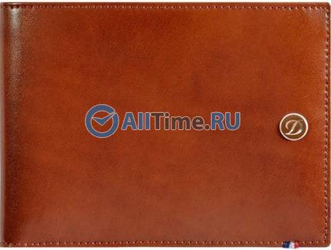 Купить Мужское портмоне S.T.Dupont 180102 по доступной цене