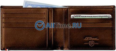 Купить Мужское портмоне S.T.Dupont 180103 по доступной цене