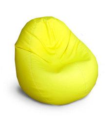 Кресло груша Желтое