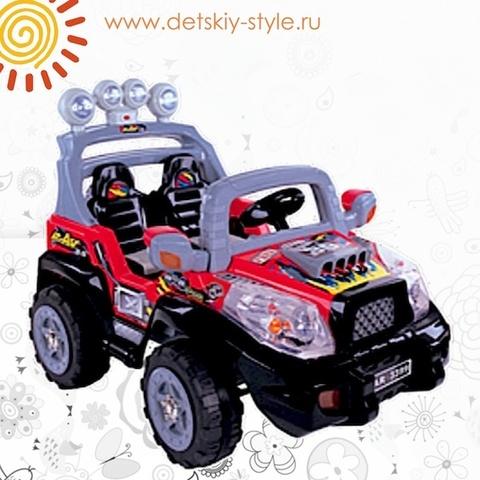 "Электромобиль Kids Cars ""Джип Двухместный ZP3399"""