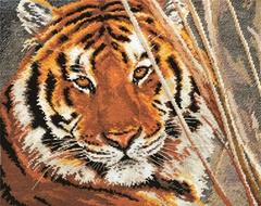 Набор для вышивания Алиса Тигр