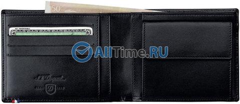 Купить Мужское портмоне S.T.Dupont 180307 по доступной цене