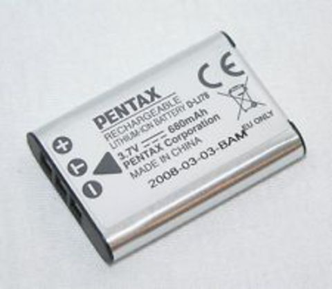 Pentax D-LI78