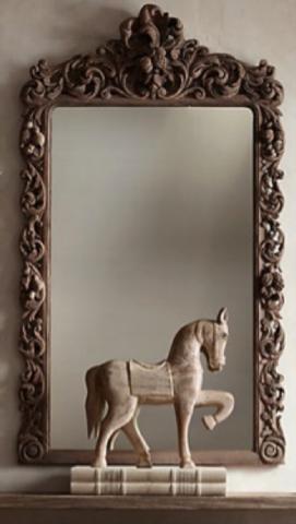 Зеркало настенное Ванвик от Roomers