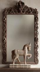 Зеркало настенное Roomers Ванвик