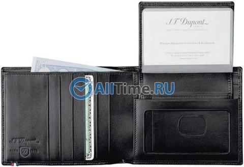 Купить Мужское портмоне S.T.Dupont 180406 по доступной цене