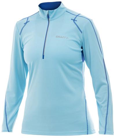 Рубашка беговая женская Craft Performance Zip