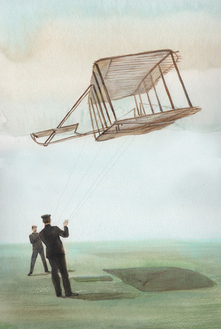 Постер Wright Brothers