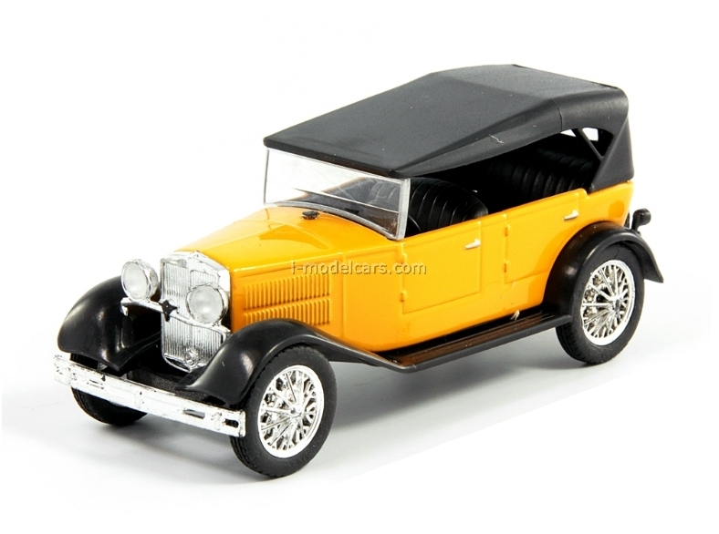 NATI-2 orange 1:43 DeAgostini Auto Legends USSR #139