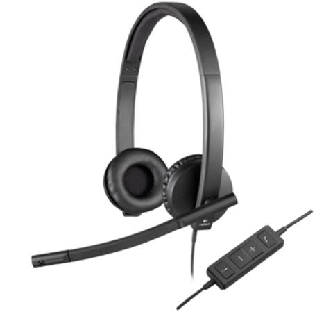 LOGITECH USB Headset H570e Stereo [112050]